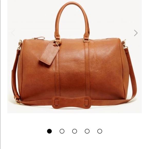 24b14e0ba2 Sole Society Lacie Weekender bag. M 5a7328e85521be8b2c45b33b